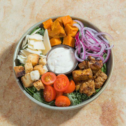 Kale Caesar Crunch